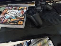 PlayStation 3 (PS3) - Semi-Novo.
