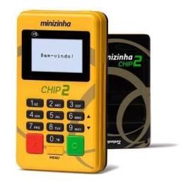Maquininha de cartão mini chip2