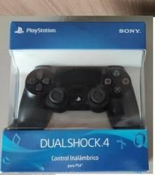 Controle PS4 Novo Na Caixa