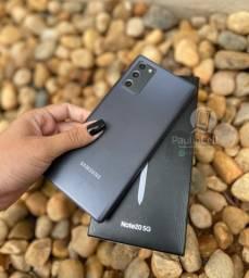 Galaxy Note 20 256gb 8gb RAM Completo ZERINHO NOTA FISCAL GARANTIA