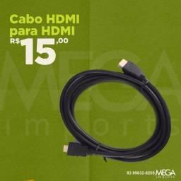 Cabo HDMI para HDMI