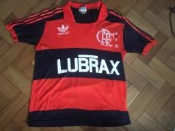 Camisa Flamengo Adidas 1985