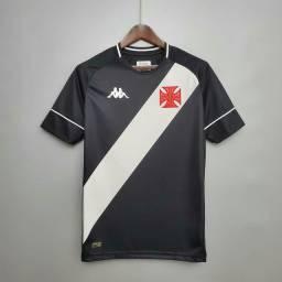 Camisa do Vasco Preta tamanho M e G disponível
