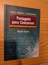 Livro portugues para concurso