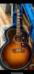 Violão Gibson SJ 200 Standart- novíssimo. MADE IN USA