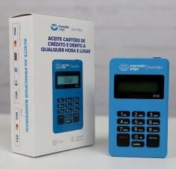 Maquininha de Cartão de Crédito e Débito Mercado Pago Point - Revenda