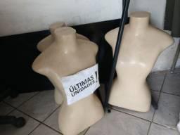 Bustos para loja de roupas