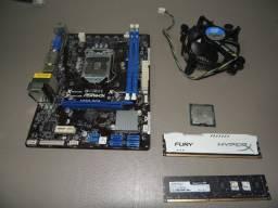 Kit I5 3330 3.0Ghz