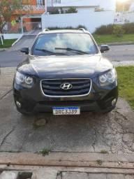 Hyundai Santa fé 2011 Blindada