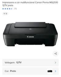 Impressora Canon pixma Wi-fi