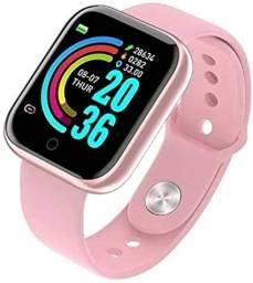 Relógio Smartwatch Inteligente Android e IOS D20