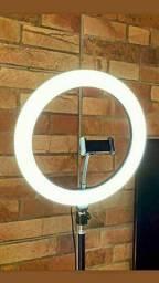 FAZEMOS ENTREGA RING LIGHT NOVA 13 POLEGADAS 33 CM LACRADA 200$ ACEITO CARTÃO