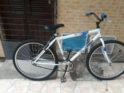 Bicicleta semi nova com documento