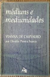 Livro: Médiuns e Mediunidades<br>
