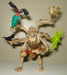 Action Figure Aracula