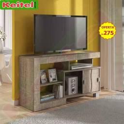 Rack P/ Tv Senna R$275,00 - cor: Canela / Canela