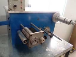 Rebobinadeira 160mm de mesa