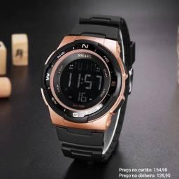 Relógio masculino importado original Smael