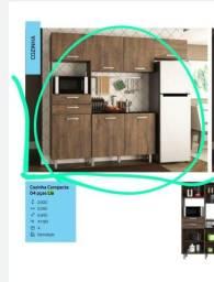 Cozinha lia compacta