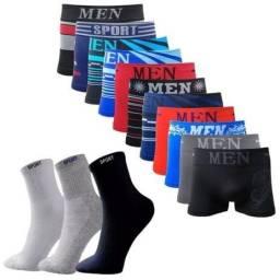 Cuecas + meias