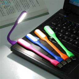 Mini Luminária USB para Not....ou qualquer lugar da sua imaginação