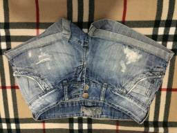 Short jeans da Bwana Original.