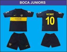 Kit infantil Boca Juniors