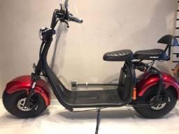 Título do anúncio: Luxuoso Scooter Patinete Elétrico Modelo PT-05 2000W - 20AH