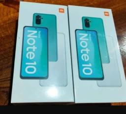 Xiaomi note 10 128 gb ,1360 novo lacrado