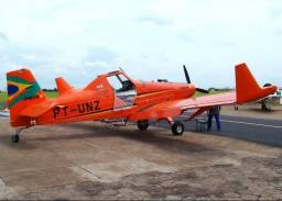 Aeronave agrícola Embraer Ipanema 202A/5% entrada