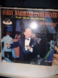 LP Harry Marshard - Música para dançar.