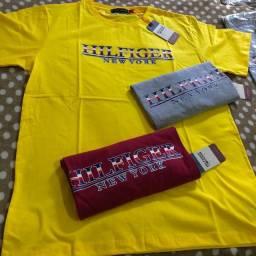 Camiseta camisa peruana malha Premium masculina