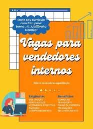 Vagas de emprego(vendedores) Campo Grande