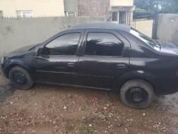 Sucata Renault logan 1.6 8v 2012 portas, capu, mala,  farol, caixa marcha