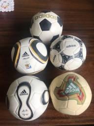 Mini Bolas Adidas Copa do mundo Oficial