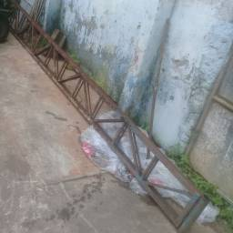 trelica pra cobertura 6 metros $ 200