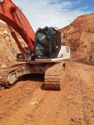 Escavadeira Link Belt 350 (35t) com 3806h 2018