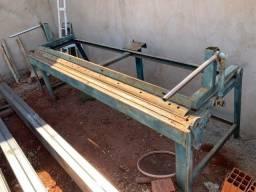 Dobradeira de chapa galvanizada 3M