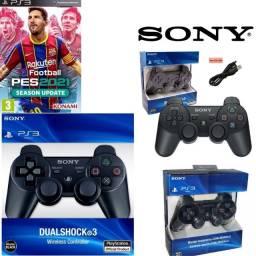 Novo lançamento dualshock Controle Original Sem Fio Sony Joystick