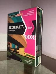 Geografia. Conexões. Estudos de Geografia Geral e do Brasil