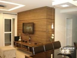 Lindo apartamento mobiliado à venda no novo centro de Cianorte!