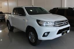 Toyota Hilux CD SR 4x4 2.8 TDI Diesel Aut. 2017 Diesel