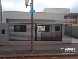Título do anúncio: Casa com 2 dormitórios à venda, 56 m² por R$ 173.000,00 - Jardim Nova Independência - Sara