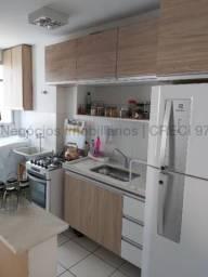 Apartamento à venda, 1 quarto, 1 suíte, 1 vaga, São Francisco - Campo Grande/MS