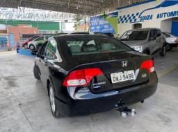 Honda civic 2008 1.8 lxs 16v flex 4p automÁtico