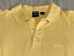 Camisa Hugo Boss Polo Original Tam G em Perfeito Estado