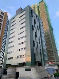 Apartamento com 3 dormitórios à venda, 139 m² por R$ 445.000,00 - Miramar - João Pessoa/PB