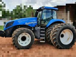 Trator New holland t8 385 ano 2015