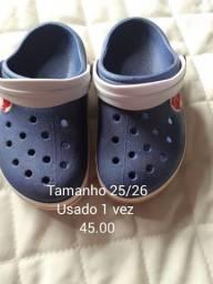 Vendo calçado infantil seminovo