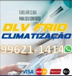 Instalação de Ar Condicionado Split Campo Grande